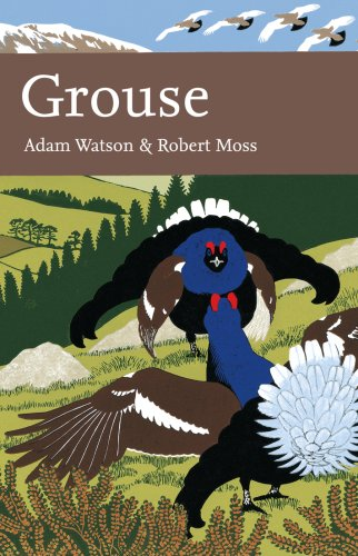 The Grouse Species of Britain and Ireland (Collins New Naturalist)