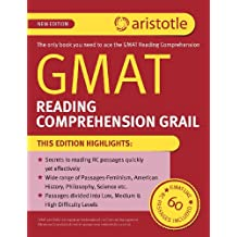 GMAT Reading Comprehension Grail