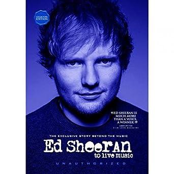 To Live Music [DVD]: Amazon co uk: Ed Sheeran: DVD & Blu-ray