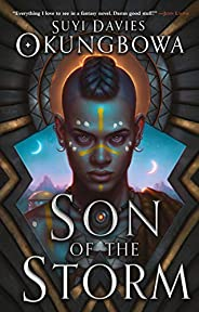 Son of the Storm (The Nameless Republic Book 1)