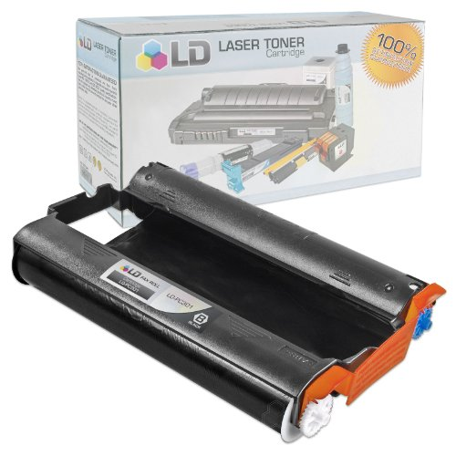 LD Compatible Replacement for Brother PC301 Fax Cartridge With Roll for use in Brother FAX 885MC, Intellifax 750, 770, 775, 870MC, 885MC, and MFC-970MC - Pc301 Fax Compatible