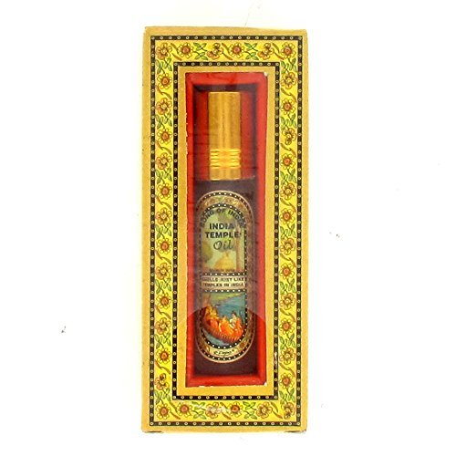 (Song of India Temple Incense Oil (Song of India Temple Incense, 8)