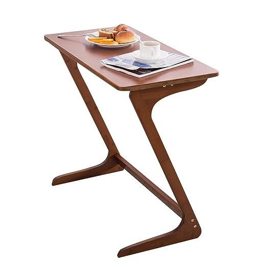 TT-Folding table Mesa Portátil Dormitorio Mesita De Noche ...