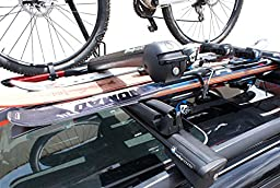 RockyMounts LiftOp Biggie Ski and Snowboard Carrier - Black