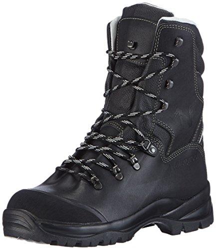 MTS Sicherheitsschuhe  Santos Professional Alpin S3 Flex ÜK HI/CI 4009, Chaussures de sécurité mixte adulte, Noir (Schwarz), 46
