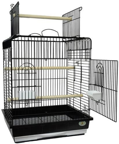 King s Cages ES 2521 P Bird cage Toys Toy Small Conures Cockatiels Amazons