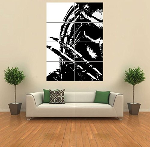 THE PREDATOR MOVIE GIANT WALL ART PRINT PICTURE POSTER G1204