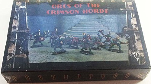 Orcs of the Crimson Horde SW