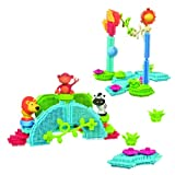 Jungle Bristle Blocks (36 pcs)