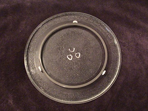 GE Kenmore Microwave Glass Turntable Plate Tray 13 1/2