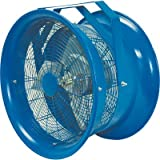 Patterson Yoke-Mount Fan - 22in. Dia., 1/2 HP, 230/460 Volt, Model# H22B/YM22-230/460V