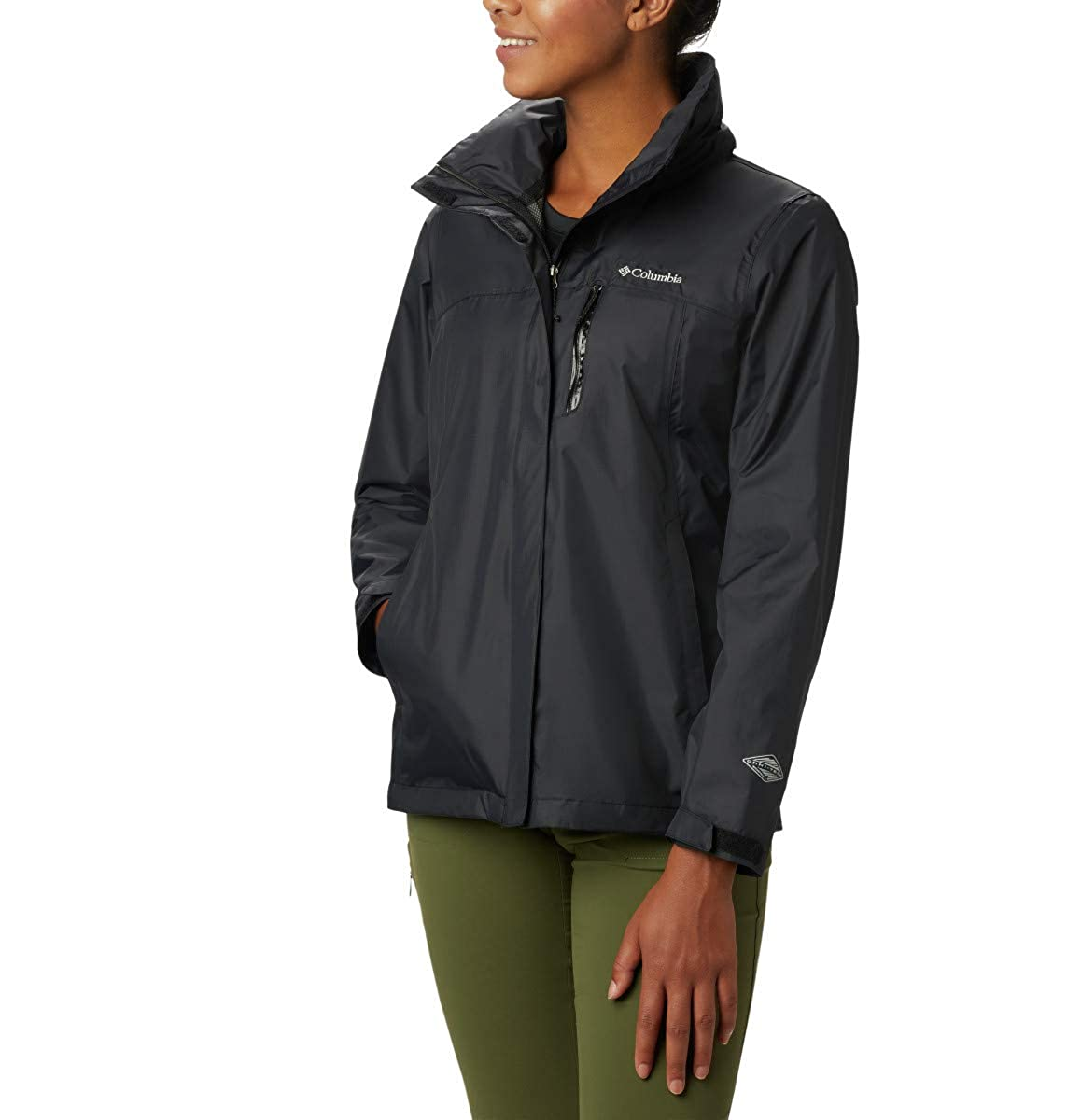 Columbia Womens Pouration Jacket, Waterproof & Breathable