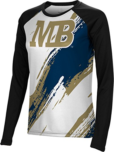 Spectrum Sublimation Women's California State University Monterey Bay Scratch Long Sleeve - The Spectrum California