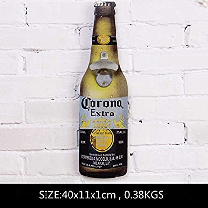 Amazon Wooden Beer Shaped Wall Bottle Opener Wall Mounted Gorgeous Decorative Wall Mount Bottle Opener