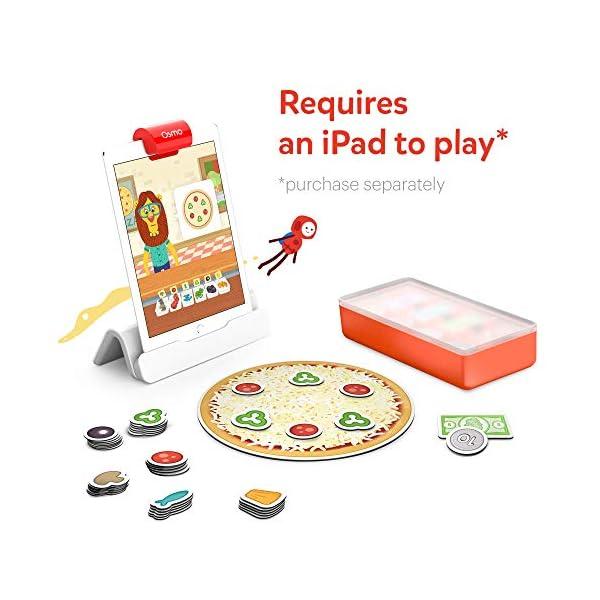 Osmo Pizza Co. Starter Kit – Abilità di Comunicazione e Matematica (Base iPad Inclusa), 901-00043 2 spesavip