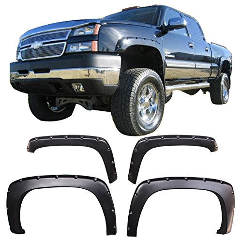 04 avalanche fender flares - 1