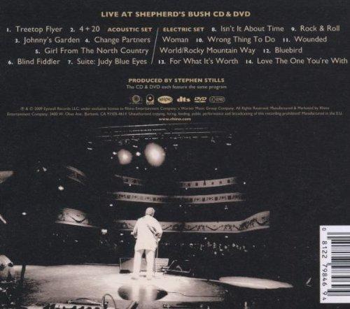 Live At Shepherds's Bush (CD/DVD) by Eyewall (Image #1)