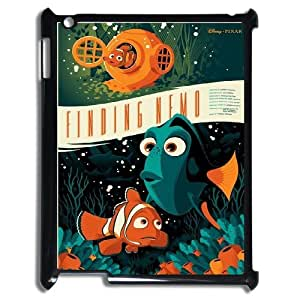 FOR Ipad 2/3/4 Case -(DXJ PHONE CASE)-Finding Nemo - Keep Smile-PATTERN 15