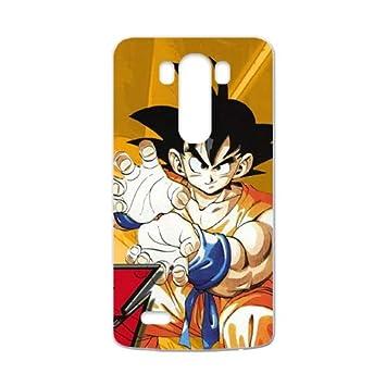 Funda con tapa para LG G3, * * Dragonball * * [Goku] shock ...