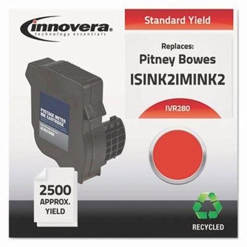 Innovera 280 Compatible Reman ISINK2IMINK2 (IM-280) Ink, Red ()