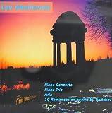 Piano Concerto, Piano Trio, 10 Romances (Osu So, Corvallis) by Lev Abeliovich (2003-12-09)
