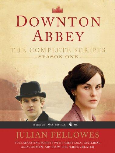 (Downton Abbey Script Book Season 1 )