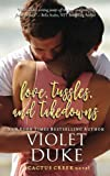 Love, Tussles, and Takedowns: Hudson & Lia (Cactus Creek) (Volume 3)