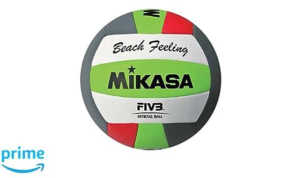 MIKASA VXS-BFL Balón de Voleibol, Unisex Adulto, Verde, Gris y ...