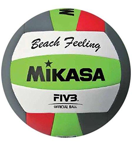 Mikasa Balón Volley Playa Cuero CORDELEY VXS-BFL