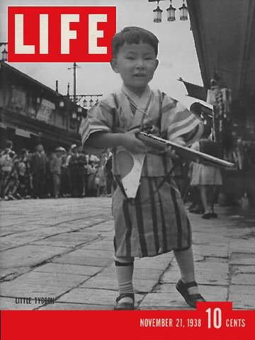 LIFE Magazine November 21, 1938