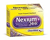 Nexium 24HR ClearMinis Delayed Release Heartburn R...