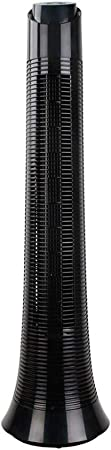 Opinión sobre JIANXIN Ventilador De Torre Oscilante, Inversor De CC Remoto, Modelo De Carga BR 270 × 107 Mm