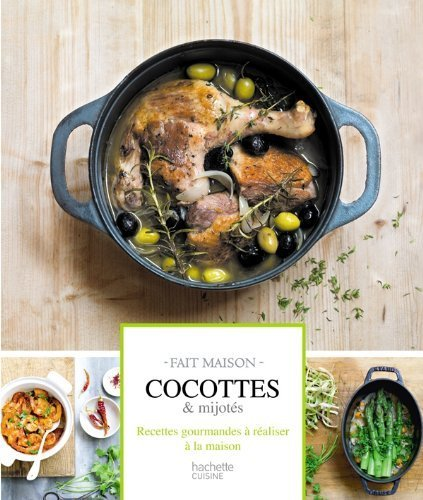 Five Cocottes (Cocottes & mijotés : Recettes gourmandes à réaliser à la maison by Stéphan Lagorce (2012-01-25))
