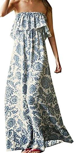 cheetah print one shoulder dress - 5