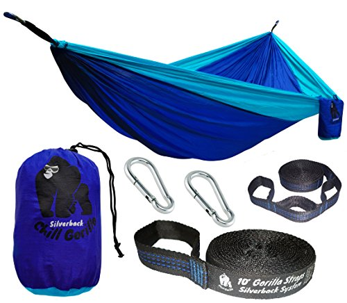 Backpacking Portable Parachute Hammock Lightweight product image