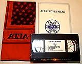 Alta Is For Skiers 50 Years Anniversary Video Alf Engen 1938 - 1988 Video BONUS Alta Skiers Bandanna