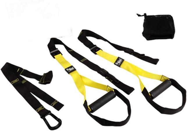ZW Suspensión Fitness Training Kit Sistema de Entrenamiento ...