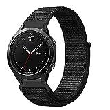C2D JOY Sport Loop Band Compatible for Garmin Fenix 3 (HR) & 5 (Plus) & 5S (Plus) & 5X (Plus) & Instinct GPS Smartwatch Replacement Bands No Buckle Needed Woven Nylon Watch Bands