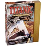 Murder on the Titanic: A Classic Mystery Jigsaw Puzzle