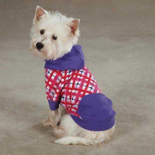Small/Medium Hugs & Kisses Dog Hoodie Pullover Sweatshirt