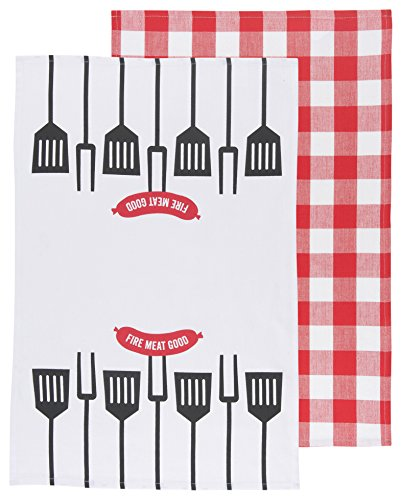 Now Designs Tea Towels Basics