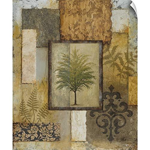 CANVAS ON DEMAND Michael Marcon Wall Peel Wall Art Print Entitled Sanctuary II 10