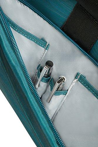 Samsonite - Network 2 SP - Laptop-Tasche für 15-16 Laptop, Peacock Grün Peacock Green