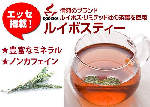 Translation Rooibos tea bag 2gX100 follicles by Beautiful Li (Kirara)