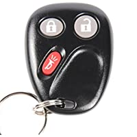 ACDelco 21997127 GM Original Equipment 3 Button Keyless Entry Remote Key Fob