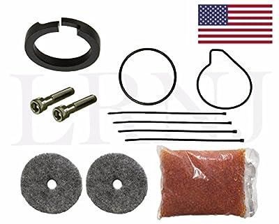 Mercedes E Class W211 Air Suspension Compressor Piston Seal & Dryer Filtration X8r45/filter