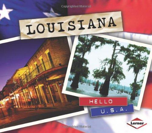 Louisiana: Hello U.S.A. ebook
