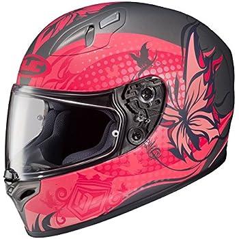 HJC FG-17 Flutura Full-Face Motorcycle Helmet (MC-8F, Small)