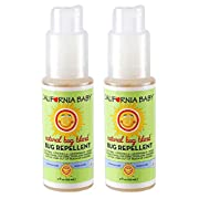 California Baby Natural Bug Blend (travel),2oz (2-Pack)