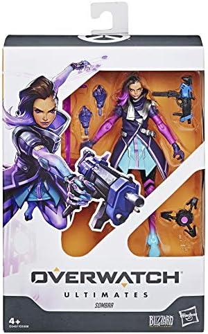 Overwatch- Ultimates Sombra (Hasbro E6487ES0): Amazon.es: Juguetes y juegos